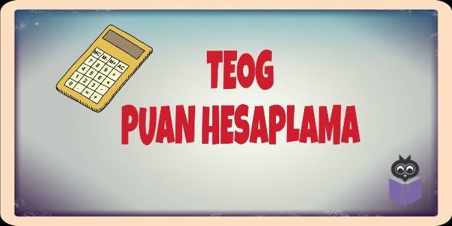 TEOG Puan Hesaplama