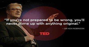 Ken Robinson TED Konuşması