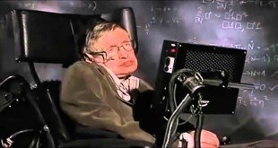 Stephen Hawking kainat hakkında büyük sorular soruyor