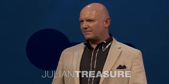 Julian Treasure nasıl konuşalım ki insanlar bizi dinlemek istesin