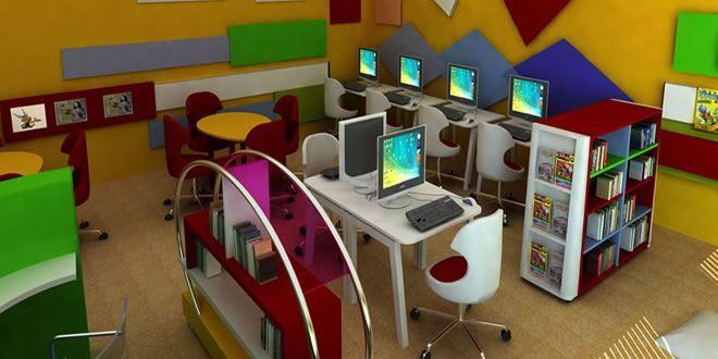 Okullarda Z-Kütüphane Devri