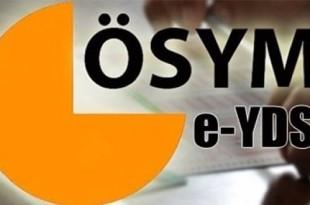 2016'nın İlk e-YDS Başvuruları Başladı