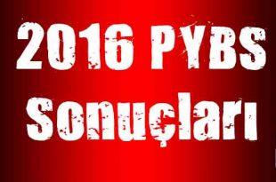 2016-PYBS-Sonuçları-Sorgulama-Ekranı