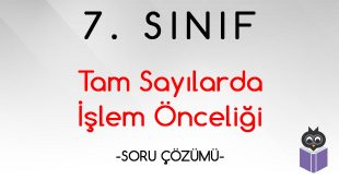 7-sinif-tam-sayilarda-islem-onceligi-soru-cozumu-video