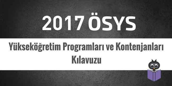 2017-ÖSYS-Kılavuzu-Yayınlandı