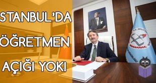 İstanbul-Milli-Eğitim-Müdürü-Yazıcı-İstanbul'da-ciddi-bir-öğretmen-açığı-yok