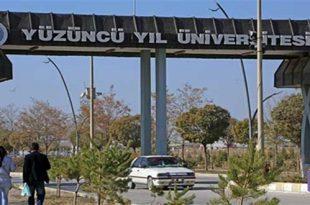 Van-Yüzüncü-Yıl-Üniversitesi'nde-42-Bölümde-Eğitim-Yok