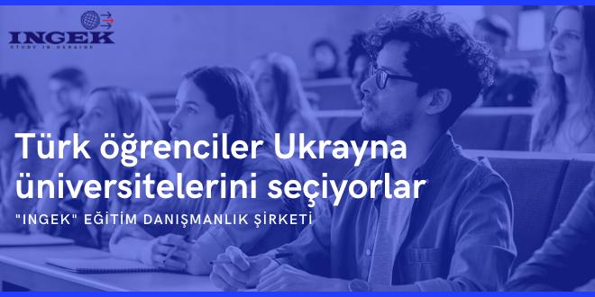 Türk öğrenciler Ukrayna üniversitelerini seçiyorlar